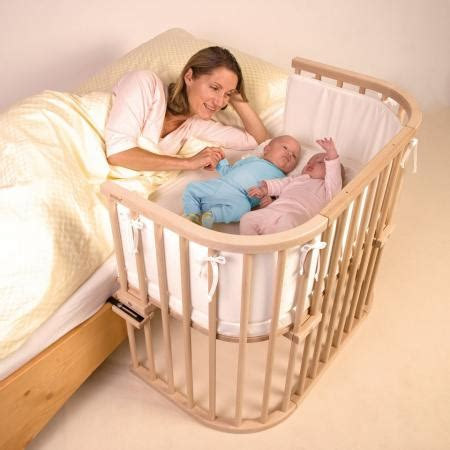 Attachable Crib To Bed Babybay Maxi Bedside Cot Baby Monitors For And Triplets Let Us Sleep Shop