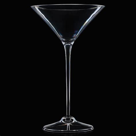 martini giant giant acrylic martini glass 500oz 14ltr drinkstuff