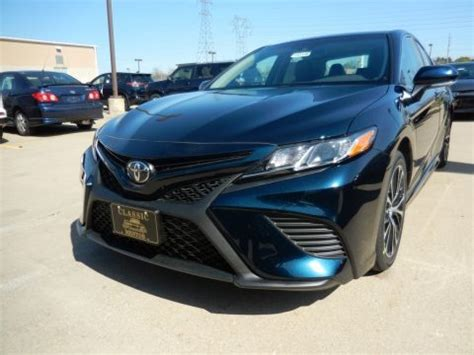 new 2018 toyota camry se for sale stock #t53128