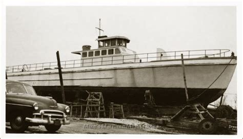 party boat fishing sheepshead bay brooklyn yankee skipper sheepshead bay brooklyn ny 1953