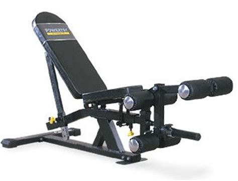 powertec workbench utility bench fitness equipment file december 2008