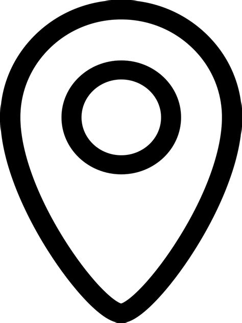 Map Location Ico Svg Png Icon Free Download (#388613