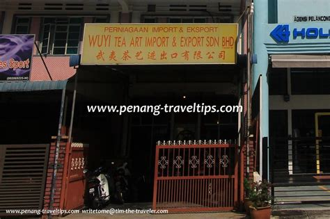 2 Tang Teh 25 Pcs tea houses tea shops in penang