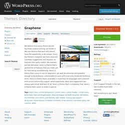tutorial graphene wordpress build wordpress site pearltrees