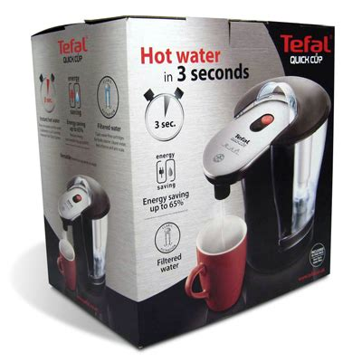Tefal Quick Cup   Get Your Favorite Hot Tea Or Coffee In Just 3 Seconds