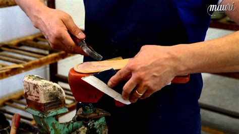 mauri shoes manufacturing process