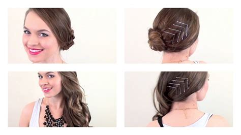 Hairstyle And Dress Up by Nye Hair A Chic Way To Dress Up A Simple Style