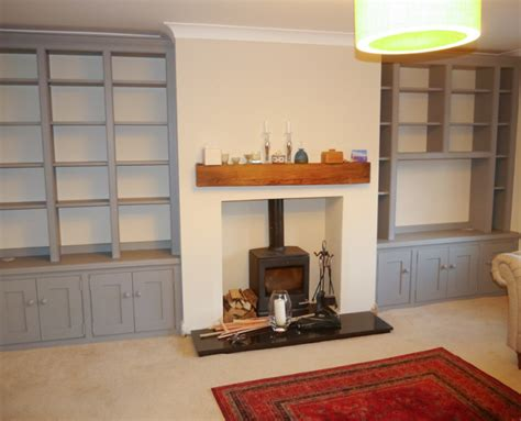 Tiny Homes Interiors Alcove Cupboards Photos From Real Homes Dunham Fitted