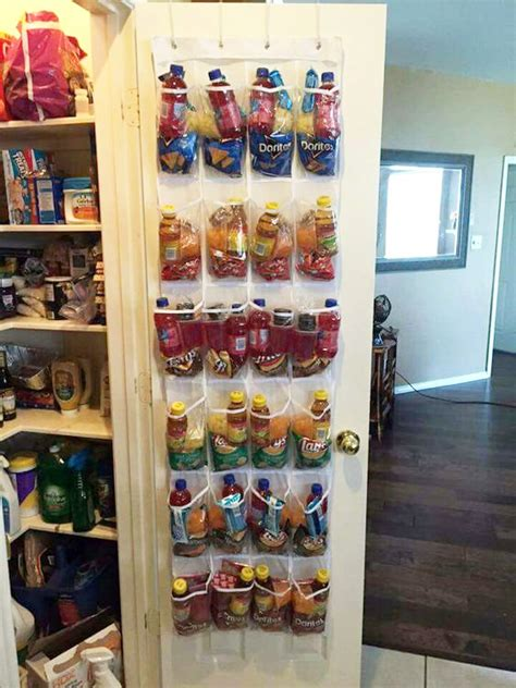 Pantry Lunch Ideas must kid friendly snack organizers