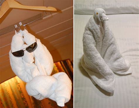 Towel Origami - simply creative towel origami