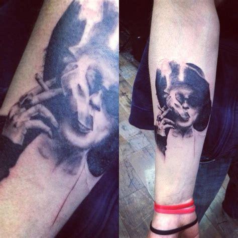 fight club tattoos marla singer fight club my work