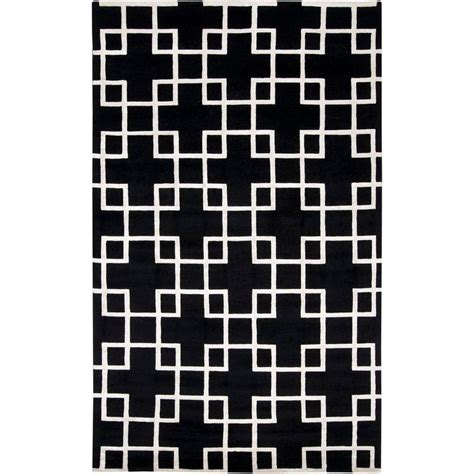 artistic weavers lemmon caviar 5 ft x 8 ft area rug