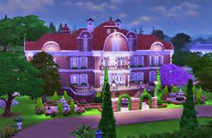 Custom Kitchen Island Cost the brick mansion sims 4 houses