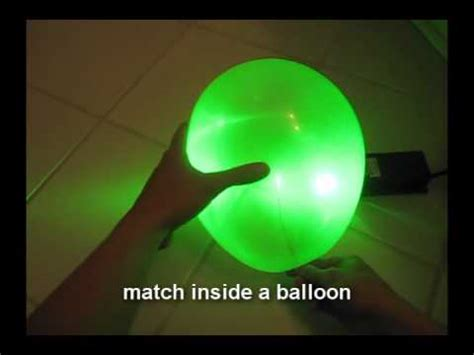 Laser Popping Balloons by Quot Balloon Inception Quot Powerful Laser Popping Balloon Inside