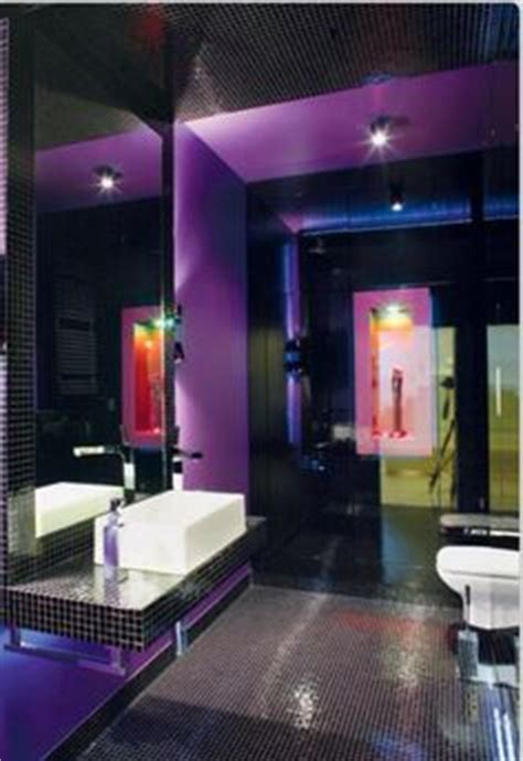 purple and black bathroom 1000 images about purple bathrooms on pinterest the
