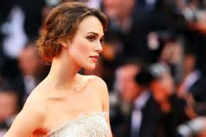 Keira Knightley At The Venice Festival by Keira Knightley Attends The Atonement Premiere At