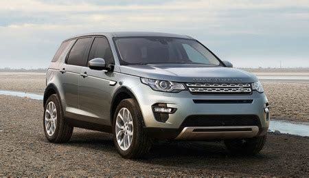 sport suv overview discovery sport