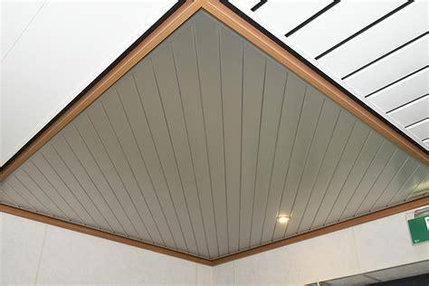 Plafond Aluminium by Plafonds T F Een Uniek Resultaat Passend Bij