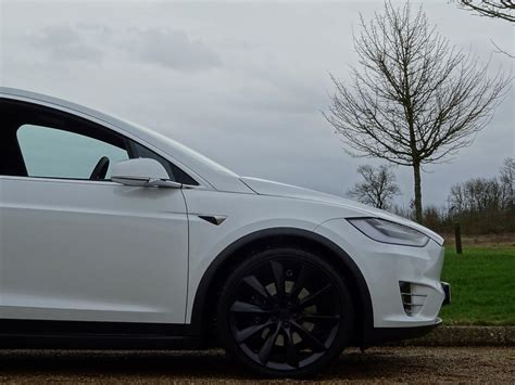 Tesla Model X Size Used 2017 Tesla Model X 60kwh Dual Motor 5dr For Sale In