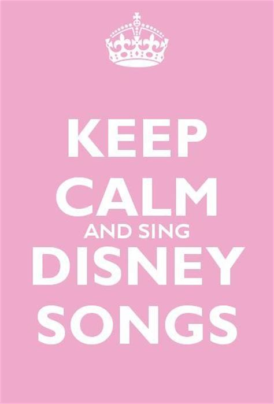 disney song the world s catalog of ideas