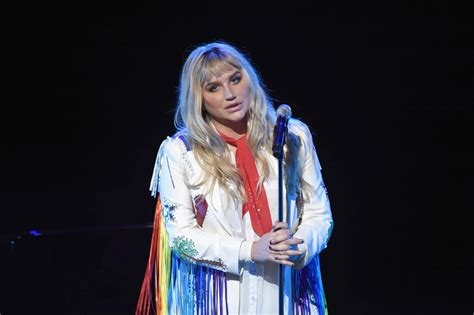 kesha warns her career will be over without injunction kesha thanked her fans in a super powerful speech on