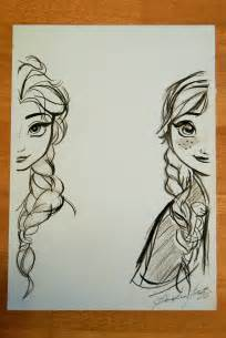 the girls would love this drawing pinterest elsa