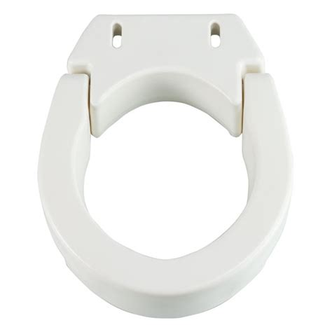 high rise toilet seat walmart hinged toilet seat riser elevated toilet seat walter