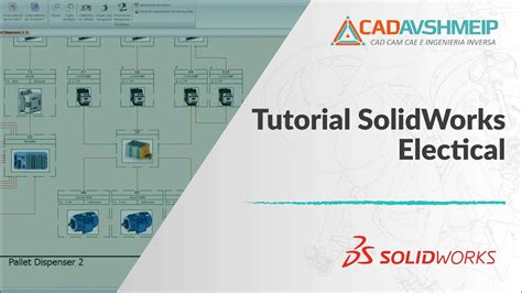 tutorial solidworks electrical 2014 tutorial solidworks electrical youtube