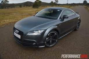 Audi Sline Audi Tt S Line Competition Package