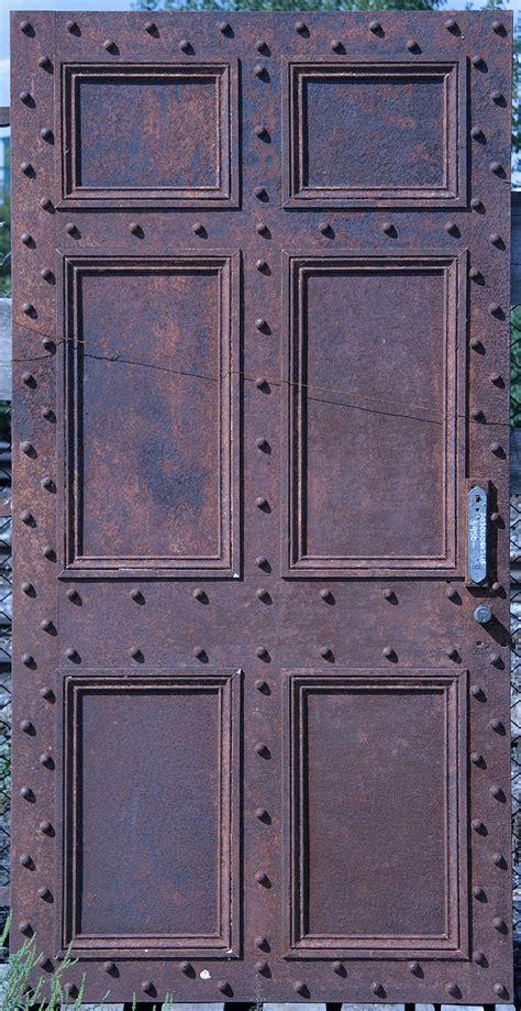 iron door 1 by barefootliam stock on deviantart