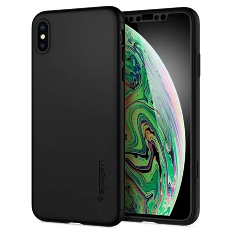 iphone xs max case thin fit  spigen philippines
