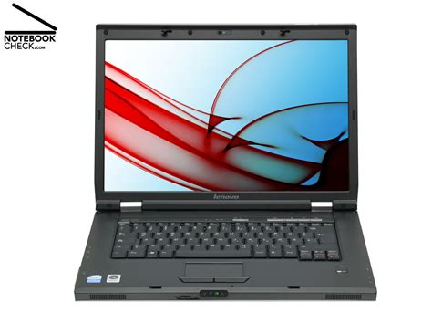 Laptop Lenovo N200 review lenovo 3000 n200 notebook notebookcheck net reviews