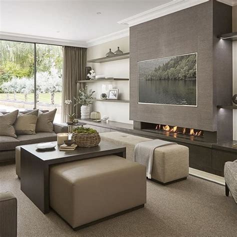 modern family room 25 best ideas about tv walls on pinterest tv units tv