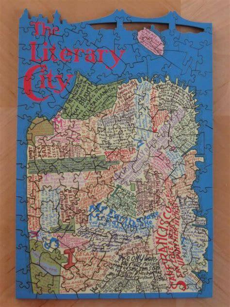 san francisco map puzzle book volume 239