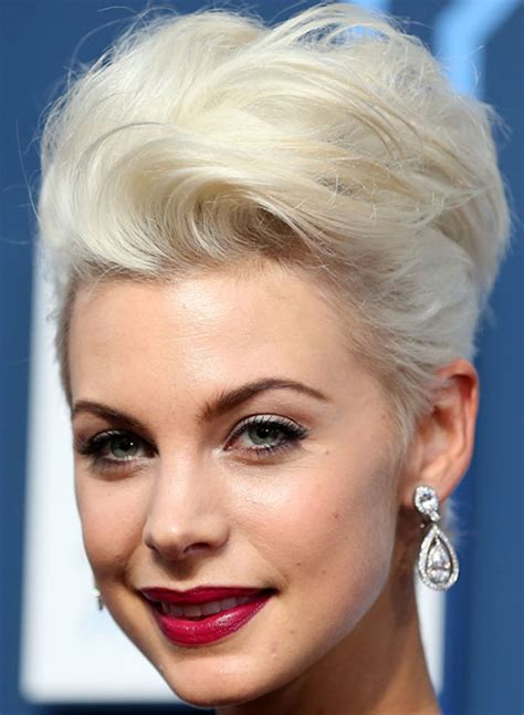 haircuts withheight on top trubridal wedding blog 40 very short hairstyles that you