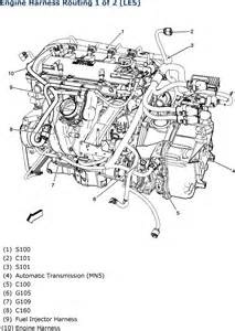2007 chevy cobalt engine diagram