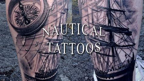 nautical tattoos 50 awesome nautical designs and ideas
