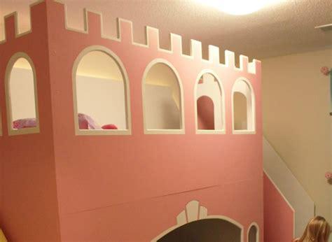 photos un vrai lit de princesse pour ses filles