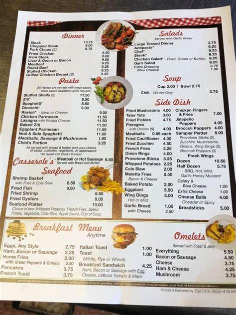 maiettas restaurant mtoliver pa home facebook