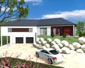 gorgeous modele moderne modles et plans de maisons
