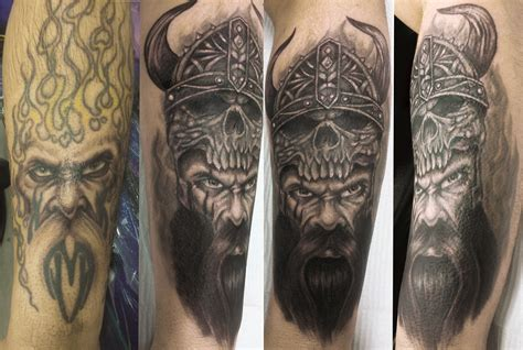 tattoo nightmares viking viking cover up pictures to pin on pinterest tattooskid