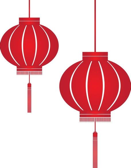 new year lantern clip lanterns clipart clipground