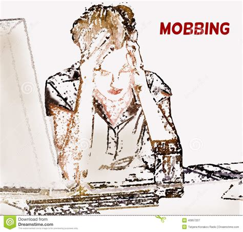 workplace bullying and mobbing in the united states 2 volumes books mobbing stock photo image 40857207