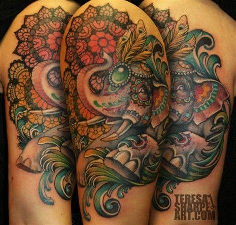 teresa sharpe tattoo teresa sharpe from season 2 best ink