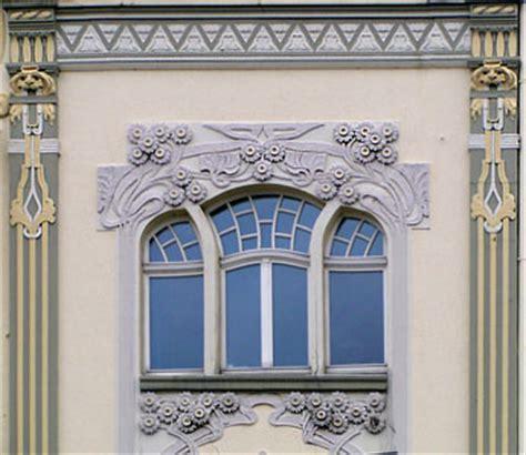 Stuck Jugendstil by Stuck In Bochum Fassade Fassaden Hausfassade