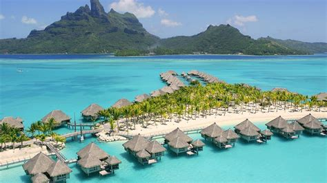 French Colonial by The St Regis Bora Bora Resort Bora Bora French Polynesia