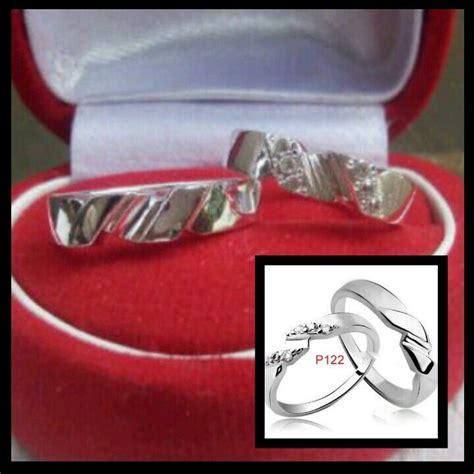 Promo Cincin Wanita Emas Berlian Eropa Asli Wedding 4 bahan material cincin bahan pembuatan perak murni 925 tidak mudah luntur aman di