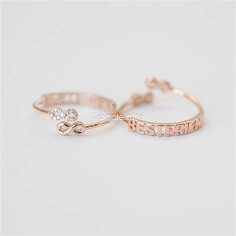 best freind infinity ring bff ring silver infinity