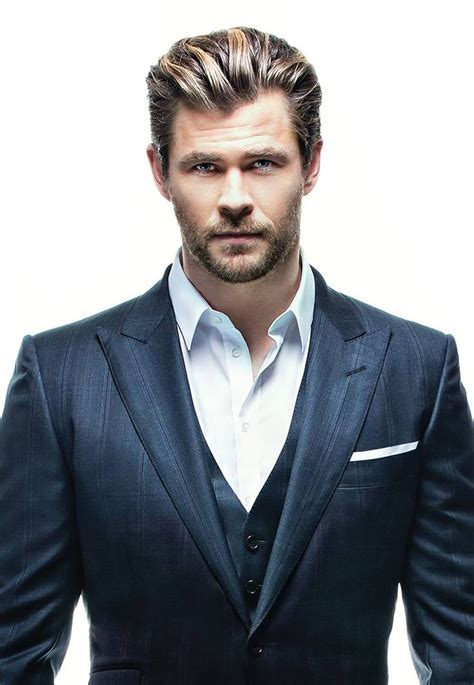old style hair does of men 346 best chris hemsworth images on pinterest beautiful