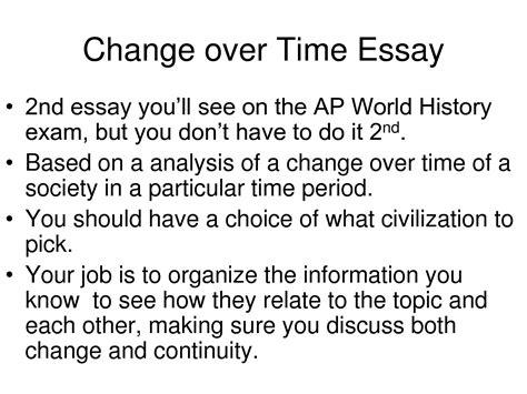 ap world history sle essays ap world history ccot essay exle